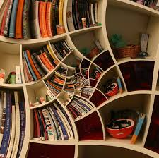 bookcase designs 60 creative bookshelf ideas spiral books and book shelves