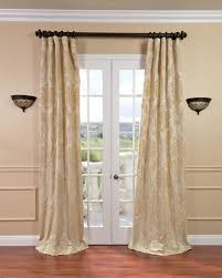 beautiful curtains for french doors wearefound home design