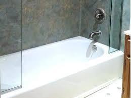 bathroom sink splash guard bathtub splash guard amazing bathtub glass door bath shower door
