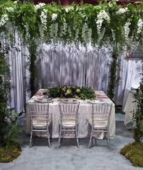 Canopy Photo Booth by Wedding Fair 2013 Stunning Garden Inspired Canopy