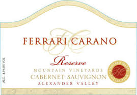 carano reserve cabernet a special wine boutique located in fort lauderdale florida