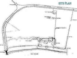 house site plan farnsworth house