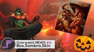 halloween reaper background overwatch overwatch news sombra halloween terror new skins loot boxes