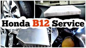 service due soon a12 honda civic diy honda maintenance minder code b12 service procedure
