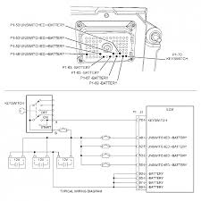 caterpillar wiring diagram caterpillar starter wiring diagram