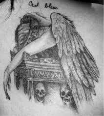 30 sweet angel tattoos for women slodive
