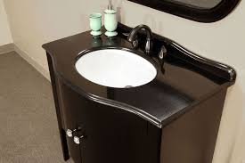 Cute Black Bathroom Vanity For All Bathroom  Black Bathroom - Awesome black bathroom vanity with sink property