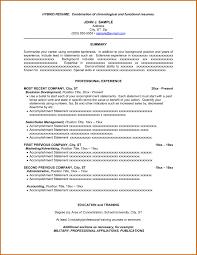 hybrid resume template hybrid resume template word best exle resume cover letter