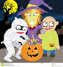 happy halloween trick or treat royalty free stock image image