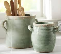 kitchen utensil canister large kitchen utensil crock home design ideas and pictures