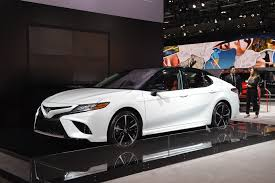toyota american models 2018 toyota camry redesign release date and interior