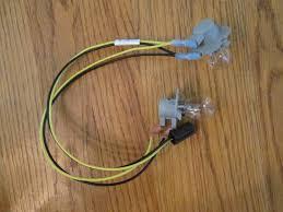 john deere lt150 headlight wiring harness part am122870 ebay