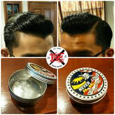 Pomade Wax never lose hair wax review vapemalaya
