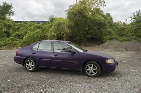 purple nissan altima andrew gribben u0027s purple altima the retriever