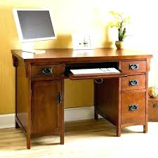 42 Inch Computer Desk Lucern Computer Desk From Dutchcrafters Amish Furniture In Mission