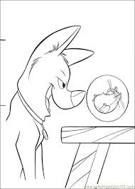bolt coloring pages 022 coloring free bolt coloring pages