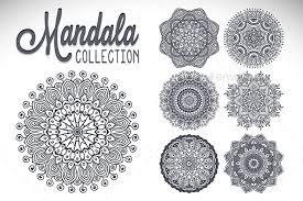 mandala ornament by visnezh graphicriver