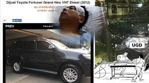 Meme Mobil - inilah fakta mobil fortuner setya novanto dari meme benjolan