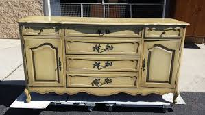 for bernadette vintage french provincial shabby chic buffet