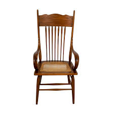 Armchair Shop 43 Off Vintage Wood Cane Armchair Chairs