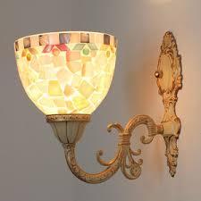 Shell Sconces Buy Bathroom Lighting Online Savelights Com