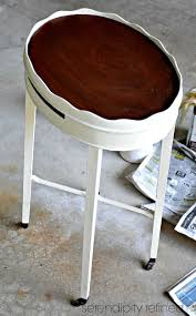 Chalk Paint Side Table Chalk Paint Side Table Coffee Tables Appealing Shabby Chic Coffee