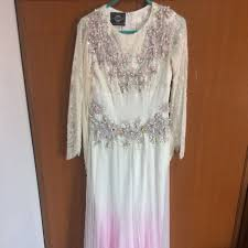 preloved wedding dresses 7sisterswardrobe s items for sale on carousell
