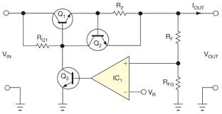High Voltage Bench Power Supply - regulate a 0 to 500v 10 ma power supply in a different way edn