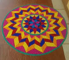 rangoli patterns using mathematical shapes simple rangoli design rangoli rangoli designs simple easy