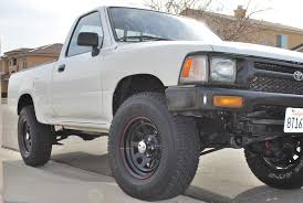 toyota pickup 1993 toyota pickup information and photos momentcar