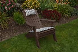 Adirondack Bench Folding Reclining Adirondack Chair Amish Woodwork