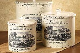 country kitchen canister sets farmhouse canister set awesome country kitchen canister sets images