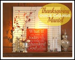 art for thanksgiving quick changes for the thanksgiving mantel decor that does double