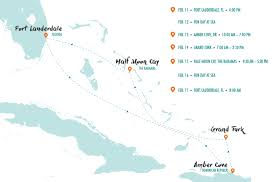 Ft Lauderdale Florida Map by Trip Details Love Like You Mean It Marriage Cruise