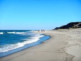 autumn day in provincetown and cape cod national seashore summer
