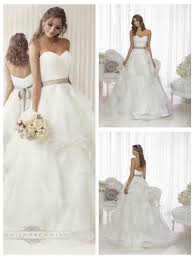 elegant sweetheart a line ruched wedding dresses with layered