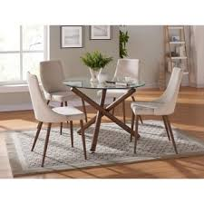 Round Dining Table With Armchairs Round Dining Room Sets Shop The Best Deals For Nov 2017
