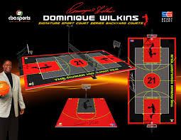 would you like dominique wilkins to play in your backyard