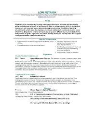Teacher Resume Templates Microsoft Word 2007 Free Teaching Resume Templates Resume Template And Professional