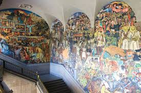 dynamic drawing archive the detroit industry fresco cycle by national palace diego rivera mural mexico city