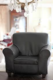 how to slipcover a chair armchair slipcover tutorial