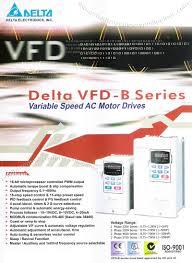 delta vfd b series variable speed ac motor drives philippines