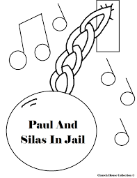 paul in prison coloring page free coloring pages on art coloring