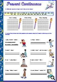continuous worksheet