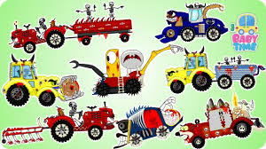 kids halloween clipart scary farm vehicles halloween vehicles for kids farm vehicles