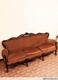 canape style ancien ancien salon de style louis xv canapé fauteuil vintage a vendre