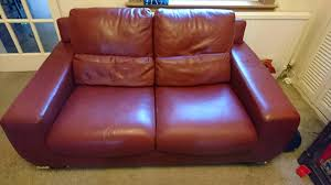 Gumtree Sofa Perth 2 U0026 3 Seater Leather Sofas In Perth Perth And Kinross Gumtree