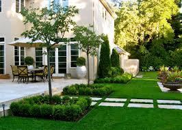 Formal Garden Design Ideas California Transitional Landscape Design Formal Garden Atherton