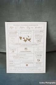 Elegant Wedding Program The 25 Best Modern Wedding Program Ideas On Pinterest Wedding