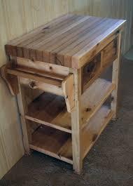 reclaimed oak kitchen stand u2014 barn wood furniture rustic
